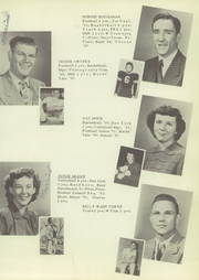 Page 15, 1951 Edition, White Deer High School - Antler Yearbook (White Deer, TX) online yearbook collection