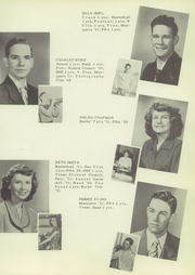 Page 17, 1951 Edition, White Deer High School - Antler Yearbook (White Deer, TX) online yearbook collection