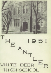 Page 5, 1951 Edition, White Deer High School - Antler Yearbook (White Deer, TX) online yearbook collection