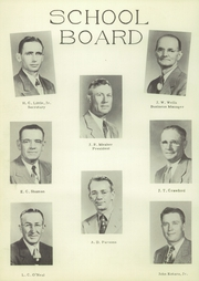 Page 8, 1951 Edition, White Deer High School - Antler Yearbook (White Deer, TX) online yearbook collection