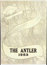 1953 Edition, White Deer High School - Antler Yearbook (White Deer, TX)