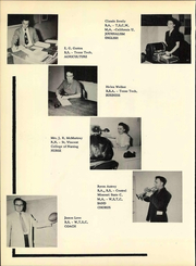 Page 14, 1953 Edition, White Deer High School - Antler Yearbook (White Deer, TX) online yearbook collection