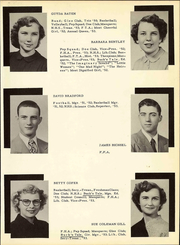 Page 17, 1953 Edition, White Deer High School - Antler Yearbook (White Deer, TX) online yearbook collection