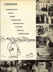 Page 9, 1953 Edition, White Deer High School - Antler Yearbook (White Deer, TX) online yearbook collection