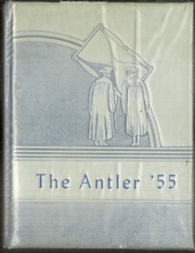 1955 Edition, White Deer High School - Antler Yearbook (White Deer, TX)