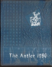 1956 Edition, White Deer High School - Antler Yearbook (White Deer, TX)