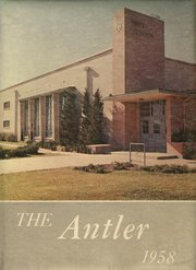 1958 Edition, White Deer High School - Antler Yearbook (White Deer, TX)