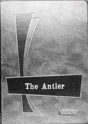 1959 Edition, White Deer High School - Antler Yearbook (White Deer, TX)