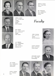 Page 10, 1959 Edition, White Deer High School - Antler Yearbook (White Deer, TX) online yearbook collection