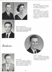 Page 16, 1959 Edition, White Deer High School - Antler Yearbook (White Deer, TX) online yearbook collection