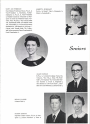 Page 17, 1959 Edition, White Deer High School - Antler Yearbook (White Deer, TX) online yearbook collection