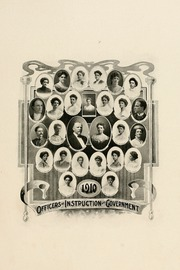 Page 17, 1910 Edition, Harpeth Hall School - Milestones Iris Yearbook (Nashville, TN) online yearbook collection