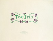 Page 5, 1911 Edition, Harpeth Hall School - Milestones Iris Yearbook (Nashville, TN) online yearbook collection