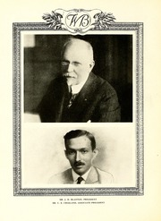 Page 12, 1923 Edition, Harpeth Hall School - Milestones Iris Yearbook (Nashville, TN) online yearbook collection