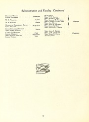 Page 16, 1923 Edition, Harpeth Hall School - Milestones Iris Yearbook (Nashville, TN) online yearbook collection