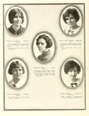 Page 36, 1925 Edition, Harpeth Hall School - Milestones Iris Yearbook (Nashville, TN) online yearbook collection