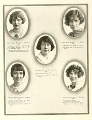 Page 38, 1925 Edition, Harpeth Hall School - Milestones Iris Yearbook (Nashville, TN) online yearbook collection