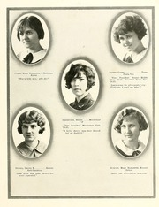 Page 39, 1925 Edition, Harpeth Hall School - Milestones Iris Yearbook (Nashville, TN) online yearbook collection