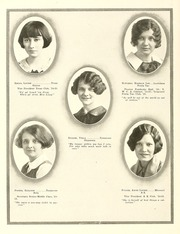 Page 40, 1925 Edition, Harpeth Hall School - Milestones Iris Yearbook (Nashville, TN) online yearbook collection