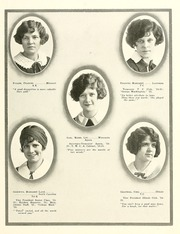 Page 41, 1925 Edition, Harpeth Hall School - Milestones Iris Yearbook (Nashville, TN) online yearbook collection