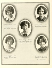 Page 42, 1925 Edition, Harpeth Hall School - Milestones Iris Yearbook (Nashville, TN) online yearbook collection