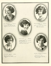 Page 43, 1925 Edition, Harpeth Hall School - Milestones Iris Yearbook (Nashville, TN) online yearbook collection