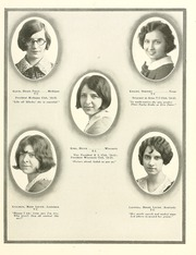 Page 45, 1925 Edition, Harpeth Hall School - Milestones Iris Yearbook (Nashville, TN) online yearbook collection