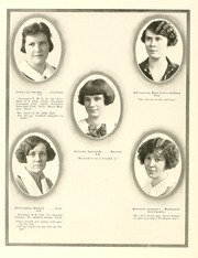 Page 46, 1925 Edition, Harpeth Hall School - Milestones Iris Yearbook (Nashville, TN) online yearbook collection