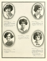 Page 47, 1925 Edition, Harpeth Hall School - Milestones Iris Yearbook (Nashville, TN) online yearbook collection