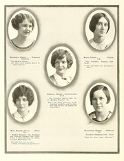 Page 48, 1925 Edition, Harpeth Hall School - Milestones Iris Yearbook (Nashville, TN) online yearbook collection