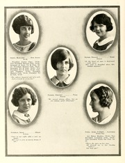 Page 50, 1925 Edition, Harpeth Hall School - Milestones Iris Yearbook (Nashville, TN) online yearbook collection