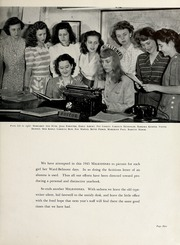 Page 9, 1945 Edition, Harpeth Hall School - Milestones Iris Yearbook (Nashville, TN) online yearbook collection