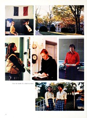 Page 12, 1981 Edition, Harpeth Hall School - Milestones Iris Yearbook (Nashville, TN) online yearbook collection