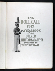 Page 11, 1917 Edition, Culver Military Academy - Roll Call Yearbook (Culver, IN) online yearbook collection