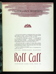 Page 7, 1943 Edition, Culver Military Academy - Roll Call Yearbook (Culver, IN) online yearbook collection