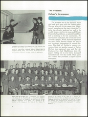 Page 12, 1954 Edition, Culver Military Academy - Roll Call Yearbook (Culver, IN) online yearbook collection