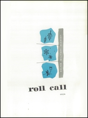 Page 5, 1954 Edition, Culver Military Academy - Roll Call Yearbook (Culver, IN) online yearbook collection