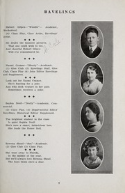 Page 13, 1917 Edition, Decatur High School - Ravelings Yearbook (Decatur, IN) online yearbook collection