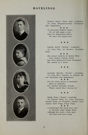 Page 14, 1917 Edition, Decatur High School - Ravelings Yearbook (Decatur, IN) online yearbook collection
