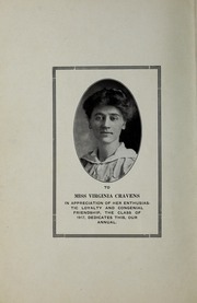 Page 8, 1917 Edition, Decatur High School - Ravelings Yearbook (Decatur, IN) online yearbook collection