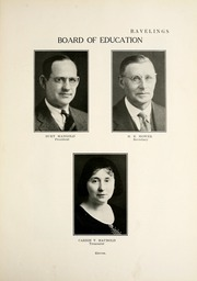 Page 15, 1932 Edition, Decatur High School - Ravelings Yearbook (Decatur, IN) online yearbook collection