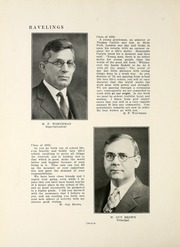 Page 16, 1932 Edition, Decatur High School - Ravelings Yearbook (Decatur, IN) online yearbook collection