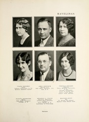 Page 17, 1932 Edition, Decatur High School - Ravelings Yearbook (Decatur, IN) online yearbook collection
