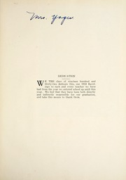 Page 7, 1932 Edition, Decatur High School - Ravelings Yearbook (Decatur, IN) online yearbook collection