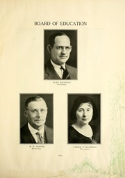 Page 15, 1933 Edition, Decatur High School - Ravelings Yearbook (Decatur, IN) online yearbook collection