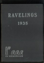 Page 1, 1935 Edition, Decatur High School - Ravelings Yearbook (Decatur, IN) online yearbook collection