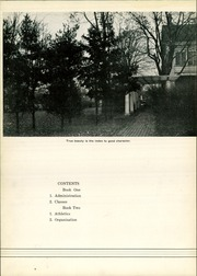 Page 6, 1935 Edition, Decatur High School - Ravelings Yearbook (Decatur, IN) online yearbook collection