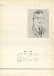 Page 7, 1935 Edition, Decatur High School - Ravelings Yearbook (Decatur, IN) online yearbook collection