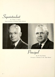 Page 12, 1950 Edition, Decatur High School - Ravelings Yearbook (Decatur, IN) online yearbook collection