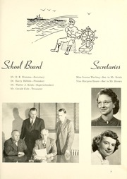 Page 13, 1950 Edition, Decatur High School - Ravelings Yearbook (Decatur, IN) online yearbook collection